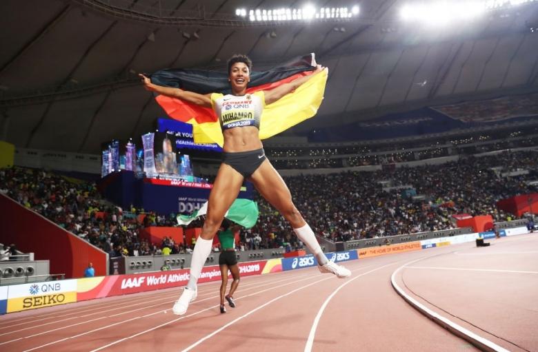 След 26 г. отново германка с титла в скока на дължина
