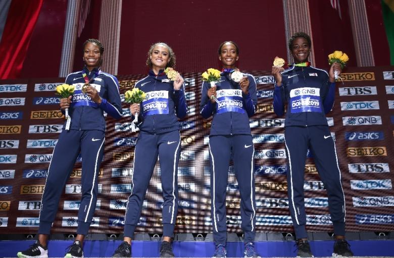 САЩ с най-много медали в Доха