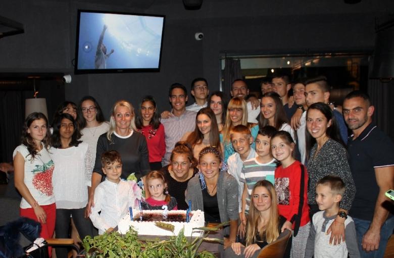 СК Спортико отпразнува втория си рожден ден
