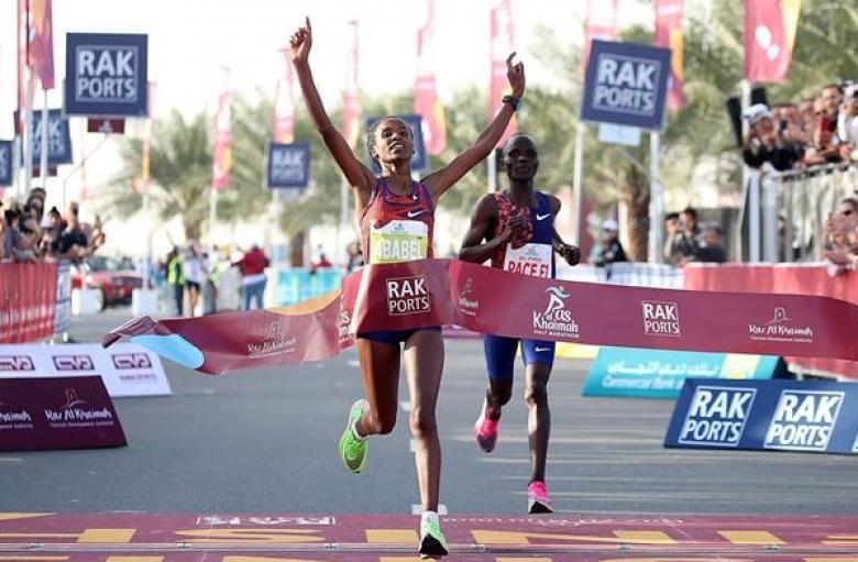 Етиопка подобри световния рекорд в полумаратона
