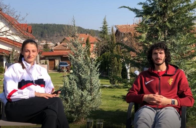 Тихомир Иванов пред Студио СПРИНТ: Тренираме, но не знаем за какво
