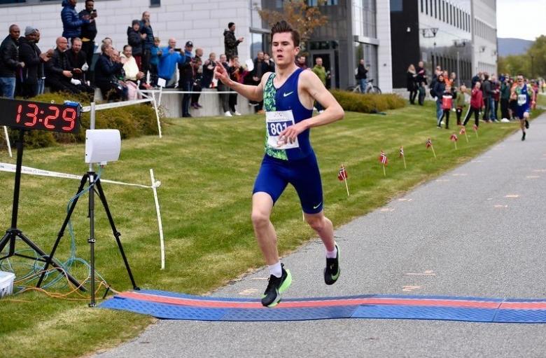 В Норвегия започнаха да подобряват рекорди