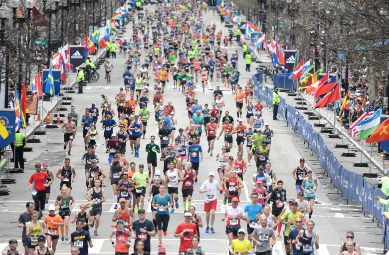 Отмениха Бостънския маратон за първи път в историята му