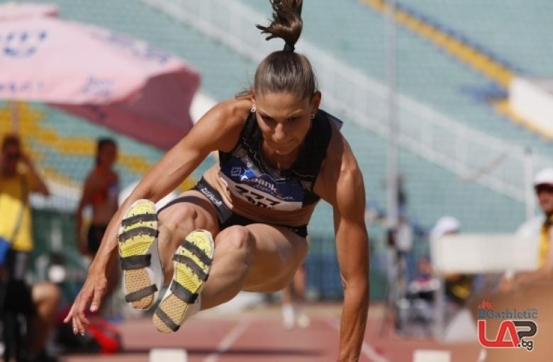 Габриела Петрова втора в Турку