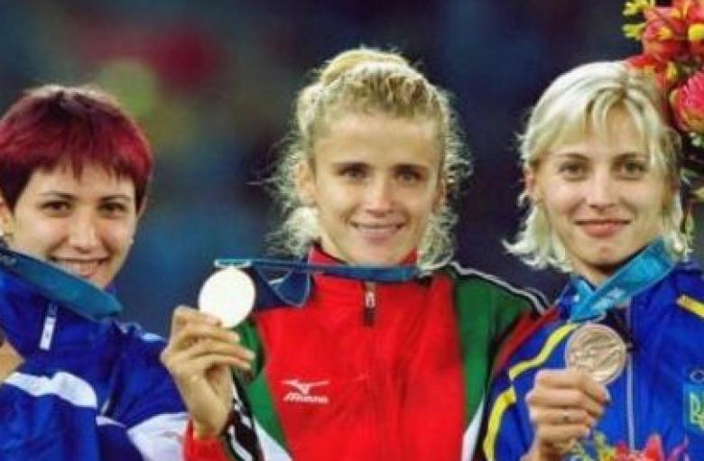 20 г. от олимпийската титла на Тереза Маринова