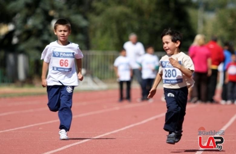 Навикът за спорт е от детството