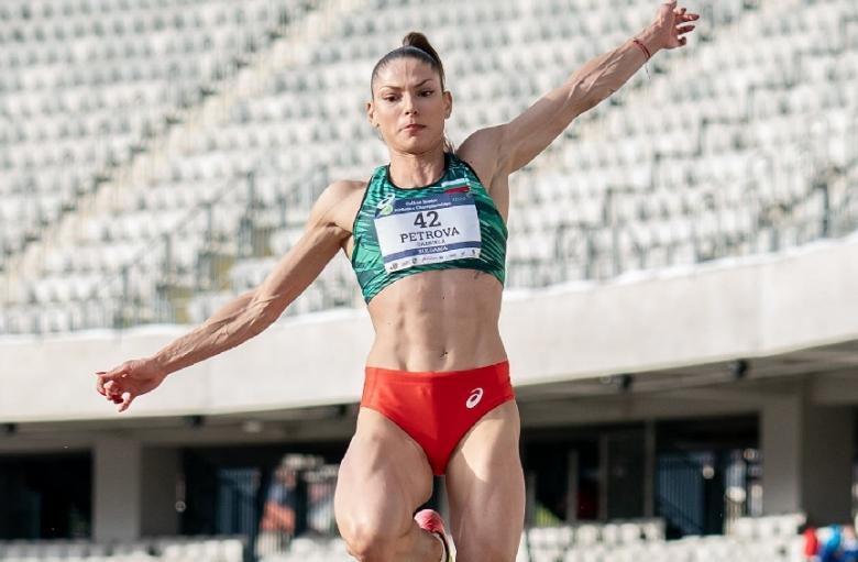Габриела Петрова е Атлет на България за 2020 г.