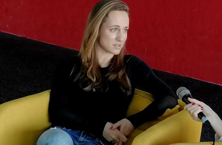 Инна Ефтимова в Студио СПРИНТ: Имам сили за финал на европейското