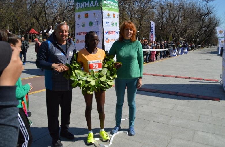 Рекорд при жените вкара Маратон Стара Загора в Топ 5 на Европа за сезона