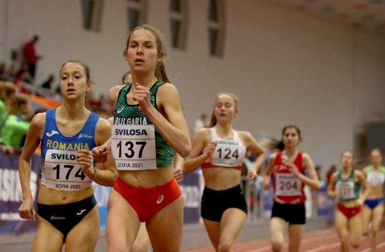 Ясна Петрова спечели балканска титла