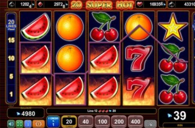 Къде може да играем безплатно казино игри с 20 линии - в Казино-игри.онлайн!