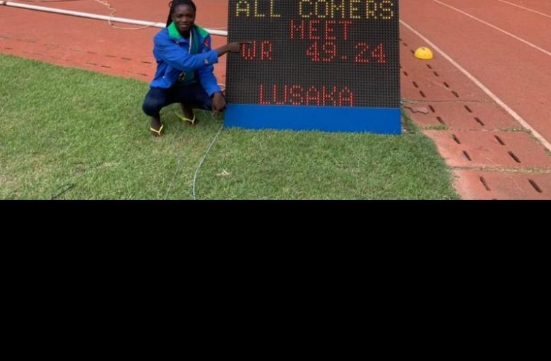 Световен рекорд и друго силно бягане в спринта в Цюрих