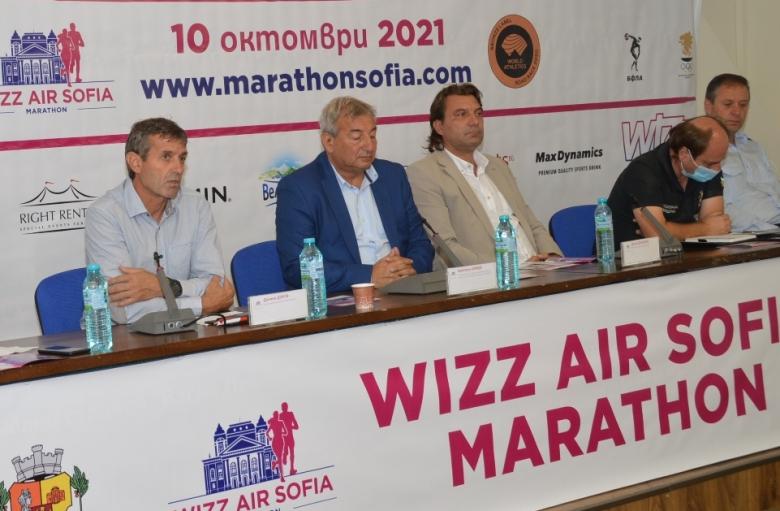 Атакуват държавните рекорди на Софийския маратон следващата неделя