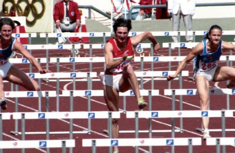 Йорданка Донкова – една забележителна атлетка отбелязва своя юбилей