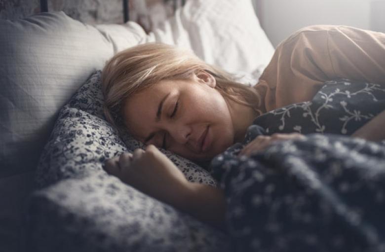 Да спим правилно