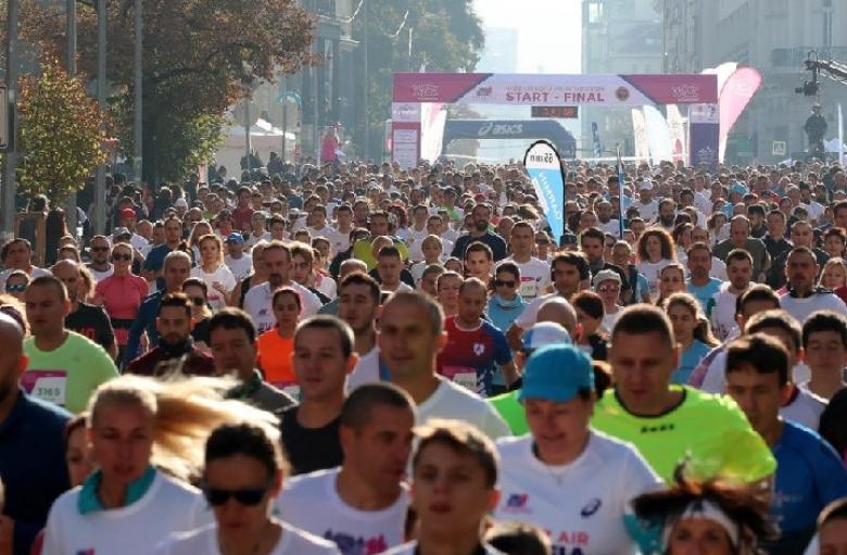 Специални здравни мерки на Софийския маратон тази неделя
