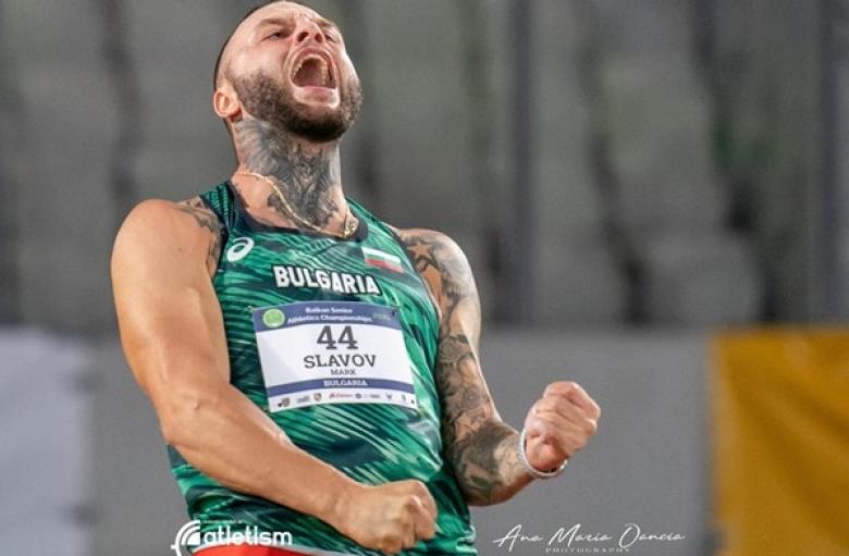 Марк Слалов тренира във Финландия