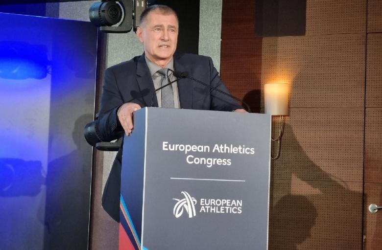 Карамаринов беше избран за президент на Европейската атлетика