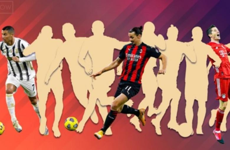 10-теголмайстори в международния футбол според Сеза