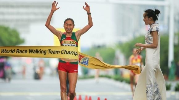 Олимпийска вицешампионка от Рио 2016 е наказана за четири години