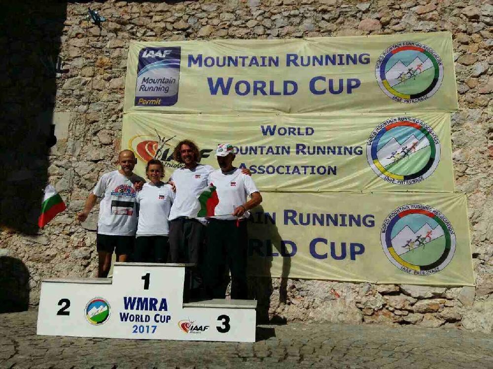 Милка Михайлова се класира 13-а на световния финал по планинско бягане