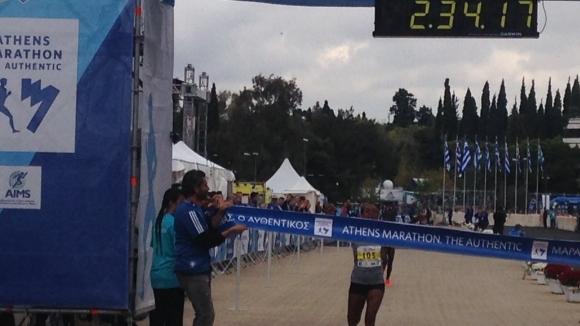 Кениец спечели маратона на Атина