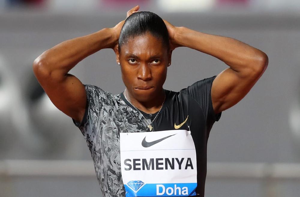 Семеня пропуска световното първенство, ако не бяга 800 м