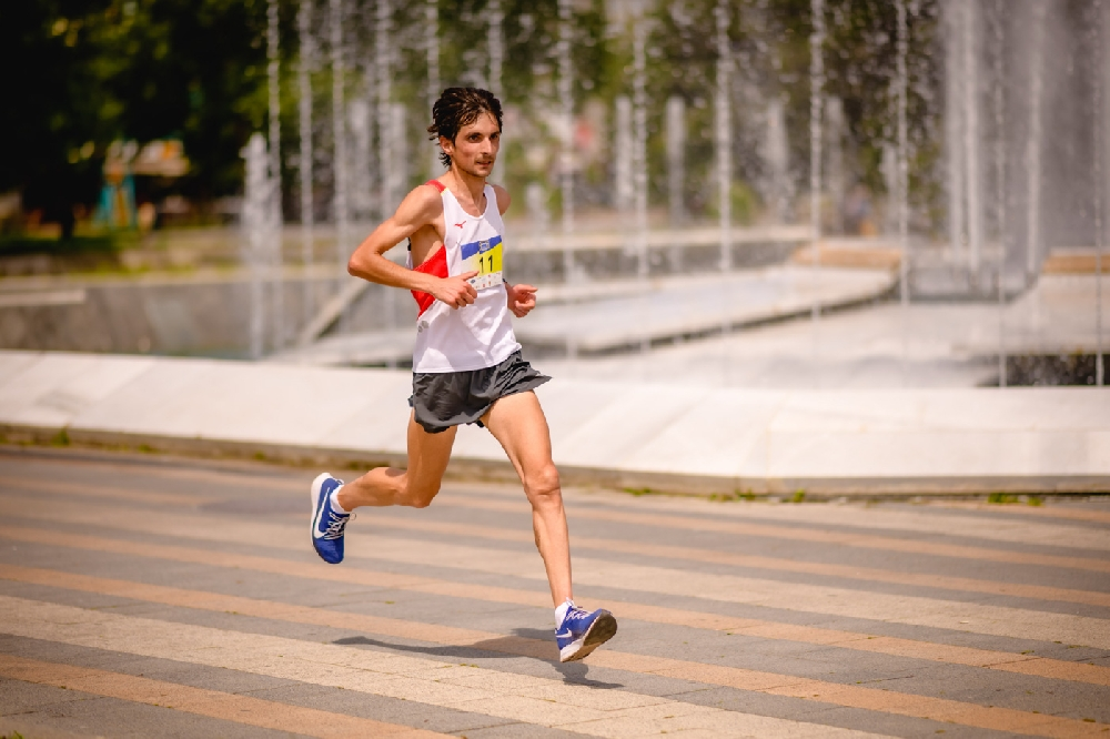 Димчо Мицов №1 за трети път на маратон Плевен