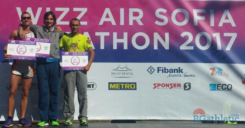 Димчо Мицов: Конкуренцията на Софийския маратон мотивира