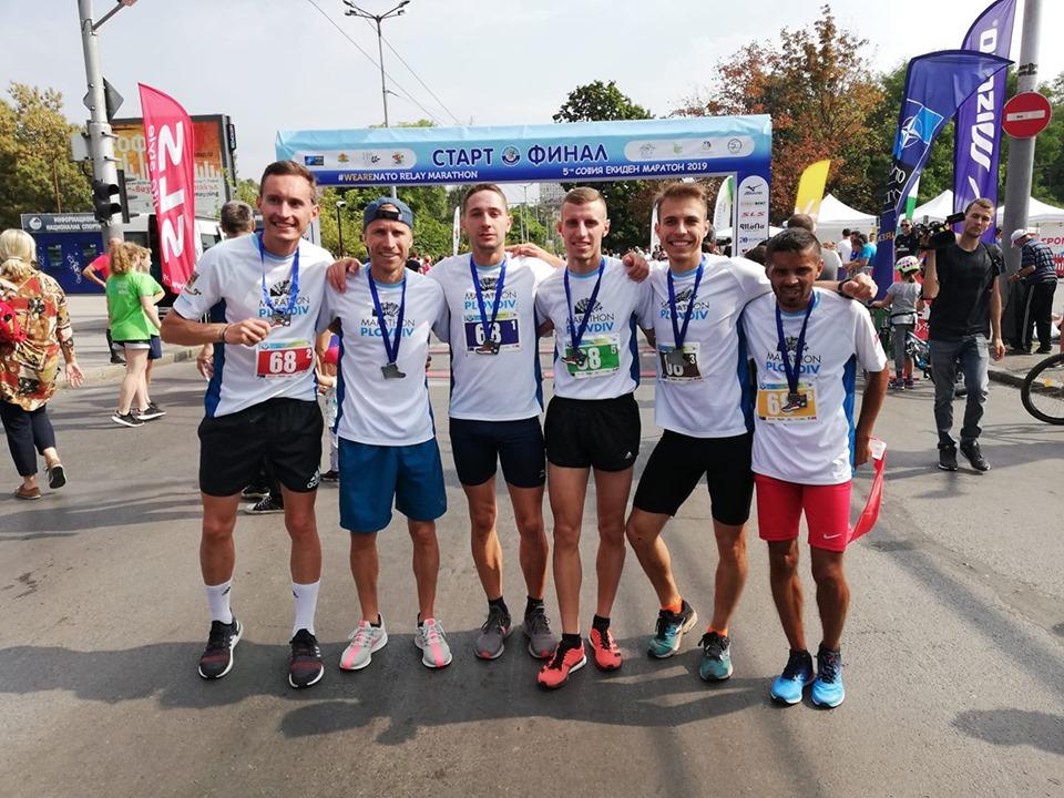 Софийският Екиден маратон завърши с рекорд