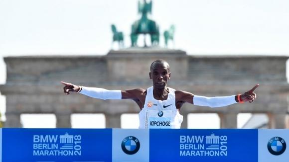 Кипчоге: Един милиард ще бягат маратони и рекордът ми да бъде подобрен