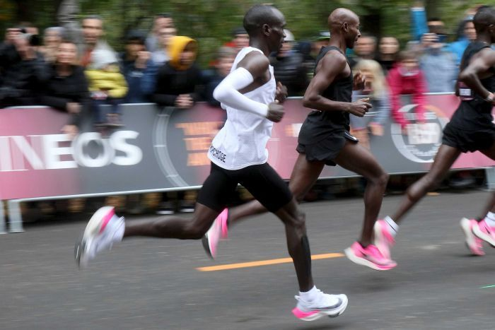 Бързите маратонки и рекордите в маратона