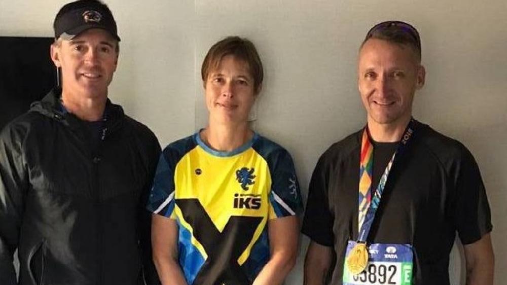 Президентът на Естония избяга маратона на Ню Йорк