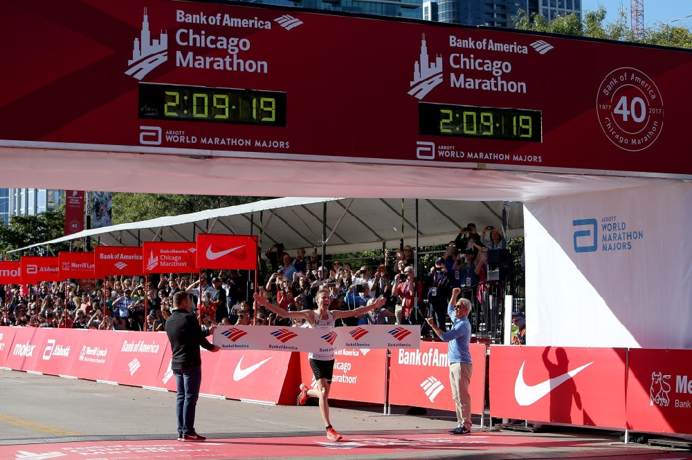 Ръп и Дибаба спечелиха маратона на Чикаго