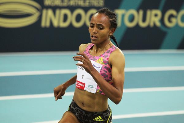 Етиопка подобри световния рекорд на 1500 м