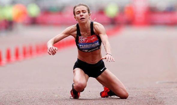 За мъките на маратонеца: Мислех, че губя зрението си на финала