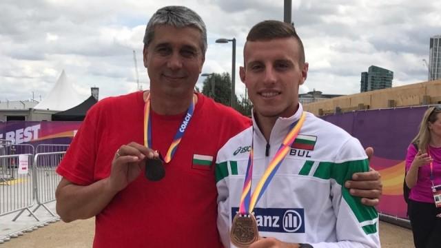 Християн Стоянов и Ружди Ружди станаха световни шампиони