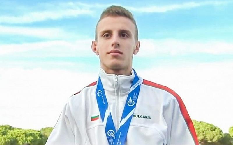 Християн Стоянов стана европейски шампион