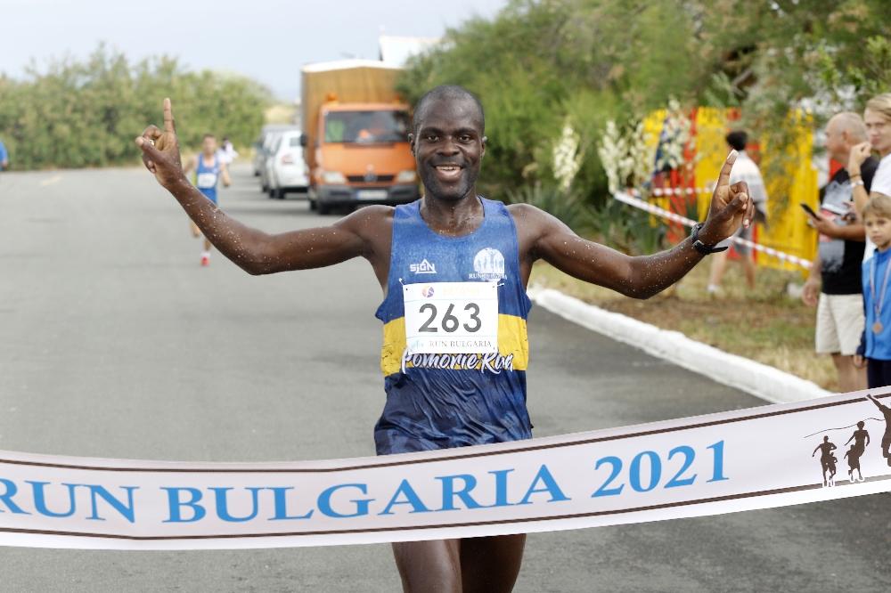 Сенанджи и Нинева спечелиха маратона за Съединението