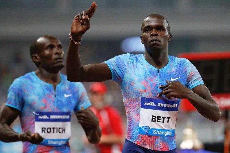 Допинг наказание за топ-бегач на 800 м
