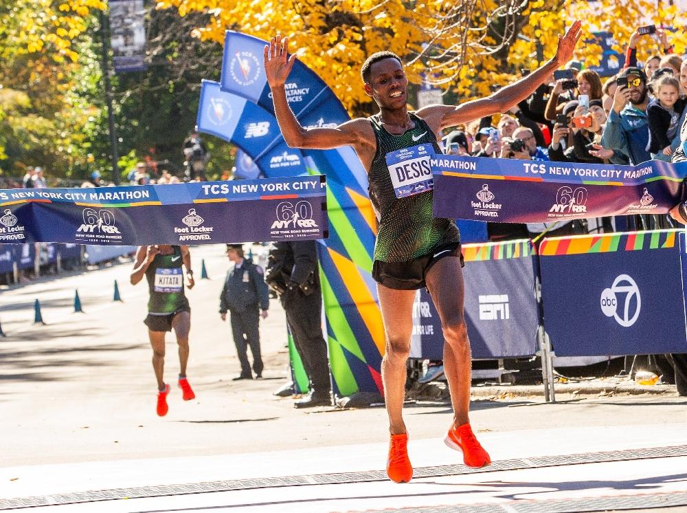 Лелиса Десиса спечели маратона на Ню Йорк