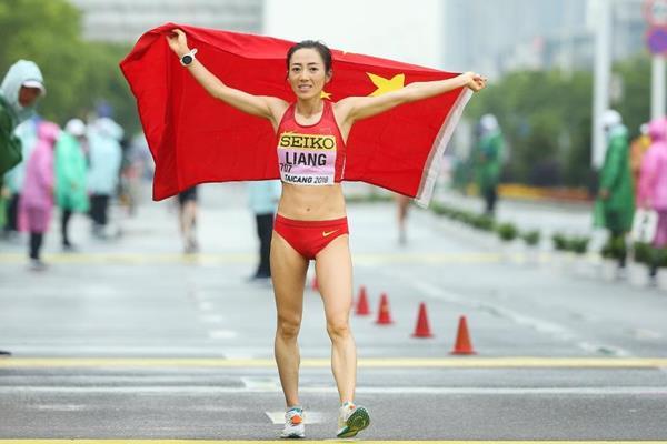 Китайка подобри световен рекорд