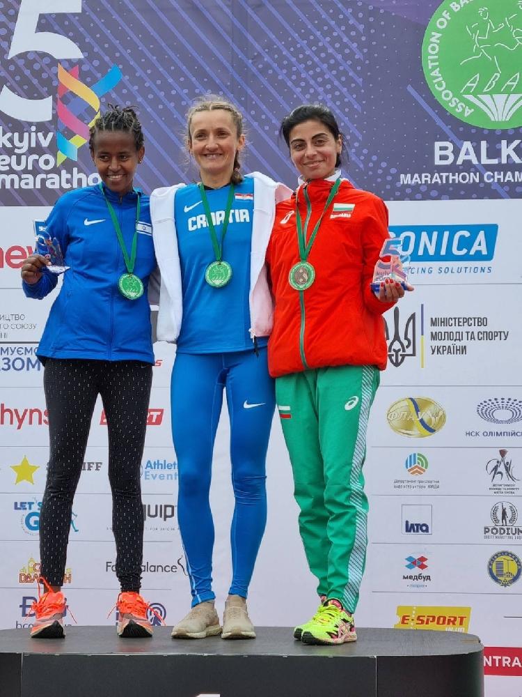 Нинева влезе в Топ 10 на вечната класация в маратона