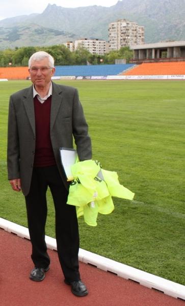 Почина европейският шампион Михаил Желев