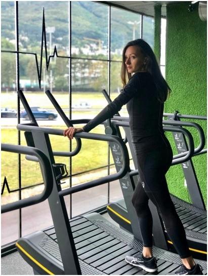 Лекоатлетката Милица Мирчева избра Pulse Fitness & Spa за своите тренировки
