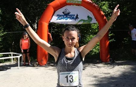Кървав национален рекорд за Милица Мирчева