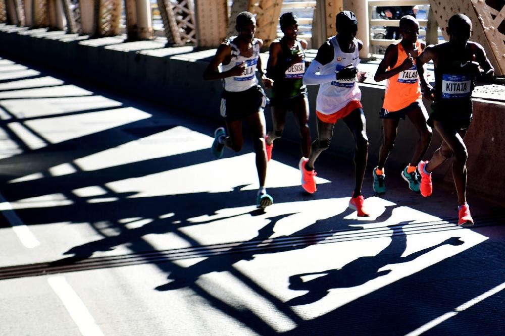 Рекорд по брой завършили на маратона в Ню Йорк