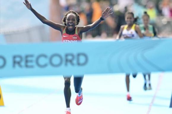 Световен рекорд за титлата на планетата в полумаратона