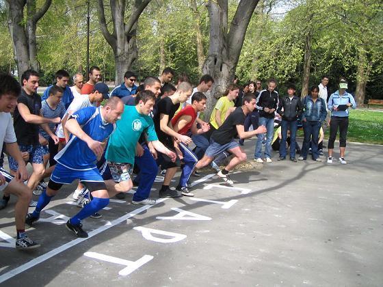 Отпадна маратонът Поморие-Бургас