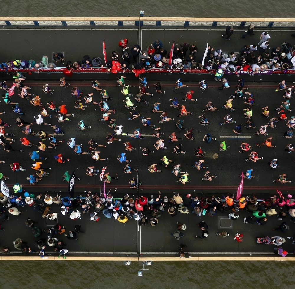 Болезнено преместване на олимпийския маратон